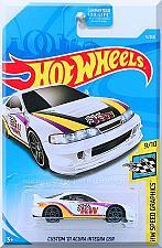 Buy Hot Wheels - Custom '01 Acura Integra GSR: '19 HW Speed Graphics #9/10 - #5/250