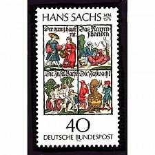 Buy German MNH Scott #1206 Catalog Value $.60
