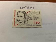 Buy France Louise Michel Teacher mnh 1986