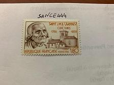 Buy France J.M.B. Vianney mnh 1986