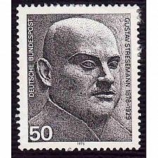 Buy Germany Hinged Scott #1203a Catalog Value $.55