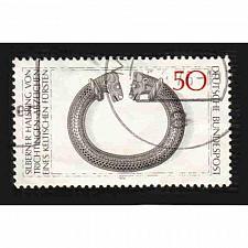 Buy German Used Scott #1220 Catalog Value $.45