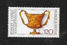 Buy Germany Hinged Scott #1221 Catalog Value $1.70