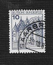 Buy German Used Scott #1231 Catalog Value $.25