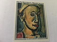Buy France Art Painting Rouault mnh 1971