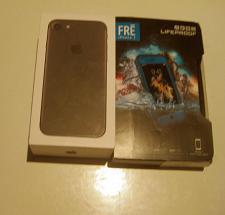 Buy Very Good Black 128gb Unlocked CDMA/GSM Iphone 7 A1660 Bundle!!