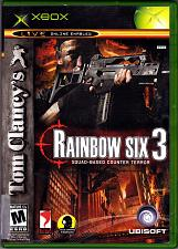 Buy Tom Clancy's Rainbow Six 3 - Xbox 2003 Video Game - Complete - Very Good