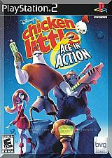 Buy PS2 - Chicken Little: Ace In Action (2006) *Complete w/Case & Instructions*