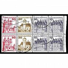 Buy German Used Scott #1231a Catalog Value $6.75