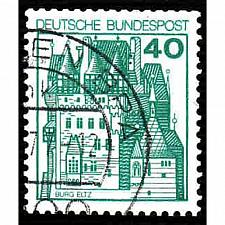 Buy German Used Scott #1235 Catalog Value $.25