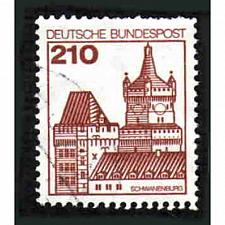 Buy German Used Scott #1241 Catalog Value $1.20