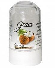 Buy Pure Natural Deodorant Grace Coconut Crystal Thai Native Deodorant 70g