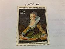 Buy France Art Painting Fragonard mnh 1972