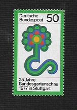Buy German MNH Scott #1245 Catalog Value $.85