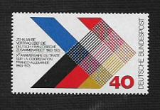 Buy German MNH Scott #1101 Catalog Value $1.10