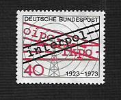 Buy Germany Hinged ng Scott #1103 Catalog Value $.40
