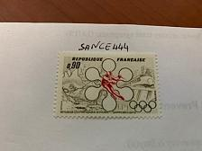 Buy France Sapporo Olympics mnh 1972