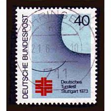 Buy German Used Scott #1105 Catalog Value $.30