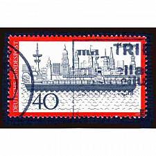 Buy German Used Scott #1107 Catalog Value $.25