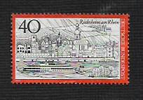 Buy Germany Hinged ng Scott #1108 Catalog Value $.50