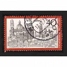 Buy German Used Scott #1109 Catalog Value $.25