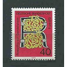 Buy Germany Hinged Scott #1117 Catalog Value $.45