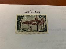 Buy France Chateau de Bazoches du Morvand mnh