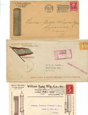 Buy Plumbing General-20 Envelopes (Some Fronts Only) - See Scans