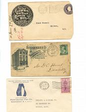 Buy Wagons - Carriages - Horses - 25 Envelopes - See Scans