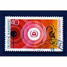 Buy German Used Scott #1121 Catalog Value $.25