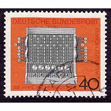 Buy German Used Scott #1123 Catalog Value $.40