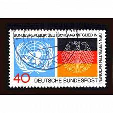 Buy German Used Scott #1126 Catalog Value $.30