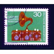 Buy German Used Scott #1127 Catalog Value $.25