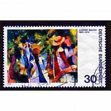 Buy German Used Scott #1136 Catalog Value $.25