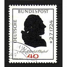 Buy German Used Scott #1143 Catalog Value $.25
