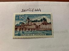 Buy France Gien castle mnh
