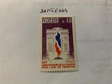 Buy France Flame of the arc mnh 1973