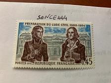 Buy France Civil code mnh 1973