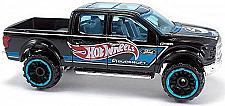 Buy Hot Wheels - '15 Ford F-150: '16 HW Hot Trucks #1/10 - #141/250 *Black / Loose*