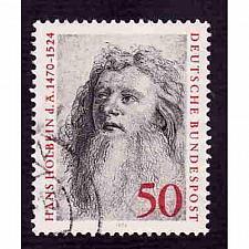 Buy German Used Scott #1151 Catalog Value $.30