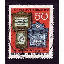 Buy German Used Scott #1153 Catalog Value $.35