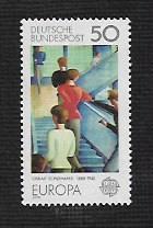 Buy Germany Hinged Scott #1165 Catalog Value $.65