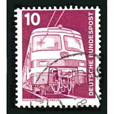 Buy German Used Scott #1171 Catalog Value $.25