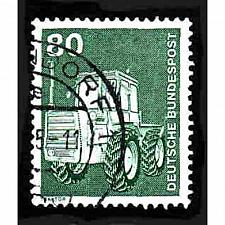 Buy German Used Scott #1178 Catalog Value $.25
