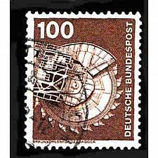 Buy German Used Scott #1179 Catalog Value $.25
