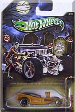 Buy Hot Wheels - Fangula: Happy Halloween! #3/5 (2013) *Kroger Exclusive Edition*