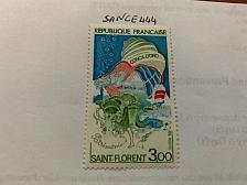 Buy France Tourism Saint Florent Conca d'oro mnh 1974