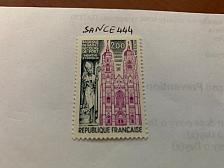 Buy France Basilica St Nicolas de Port mnh 1974