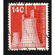 Buy German Used Scott #1183 Catalog Value $.40