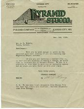 Buy Pyramids In US & CA Ads - 1890S - 1920S